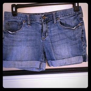 Bullhead 5 pocket denim shorts